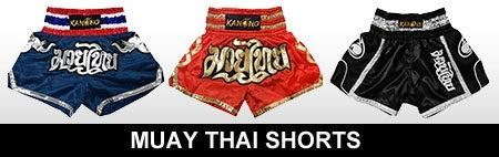 muay thai boxing shorts