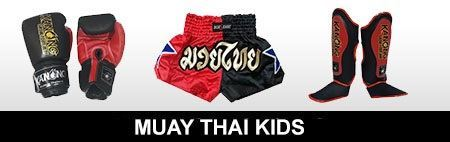 muay thai kids gear